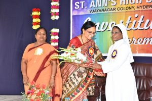 St Ann's Girls High School – Investiture ceremony